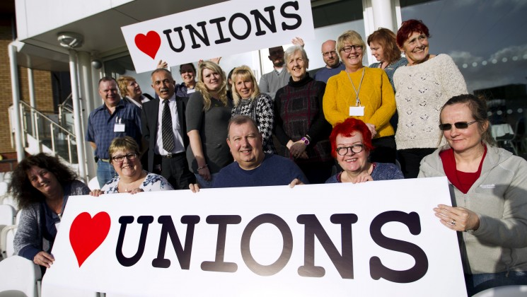 Unison South West Get Active 2016 event. Somerset Cricket Club, Taunton.  © Jess Hurd/reportdigital.co.uk Tel: 01789-262151/07831-121483   info@reportdigital.co.uk   NUJ recommended terms & conditions apply. Moral rights asserted under Copyright Designs & Patents Act 1988. Credit is required. No part of this photo to be stored, reproduced, manipulated or transmitted by any means without permission.