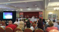Angela Rayner MP speaks at LL forum 2017