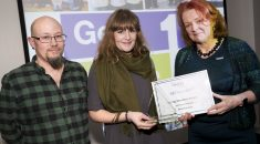 award for bristol apprentice