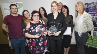 UNISON Get Active awards for Paul and Ewa
