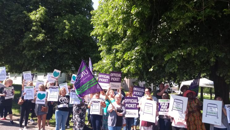 sirona strike goes ahead