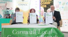cornwall council signs ethical care charter