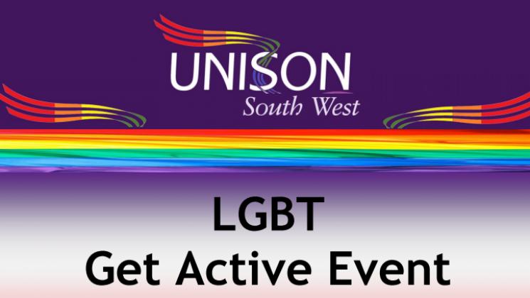 LGBT get active 2018