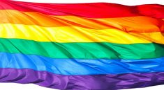Pride Rainbow Flag