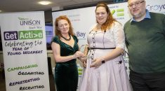 Branch of the Year award presented to Salisbury Health