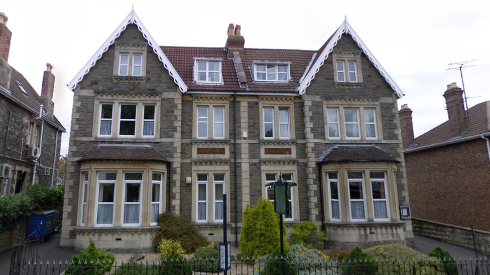 Alexandra Homes main house in Bristol.